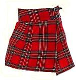 Unbekannt Damen Kilt, Schottenrock Black Watch oder royal Stewart...